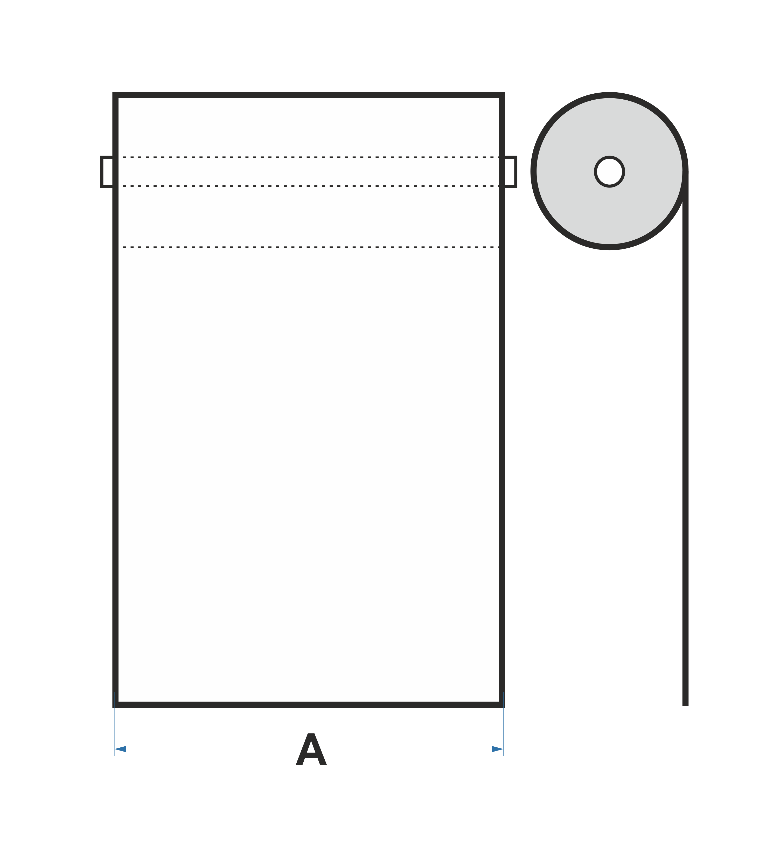 Плівка в рулоні (PE)